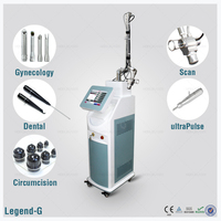 Hot sale new design professional CO2 fractional remove melanin laser
