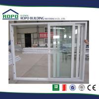 Soundproof, Insulated glass PVC Sliding Door