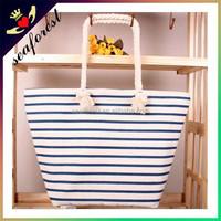 Cheap hotsale Rope handle Cotton shopping bag