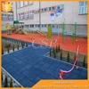 2015 cheap outdoor interlocking sport court basketball flooring tiles