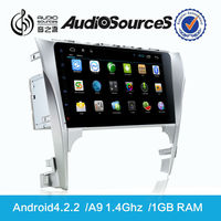 multi-function car mp3 player car gps navigation for Toyota camry 2012-2014 with gps software for car stereo