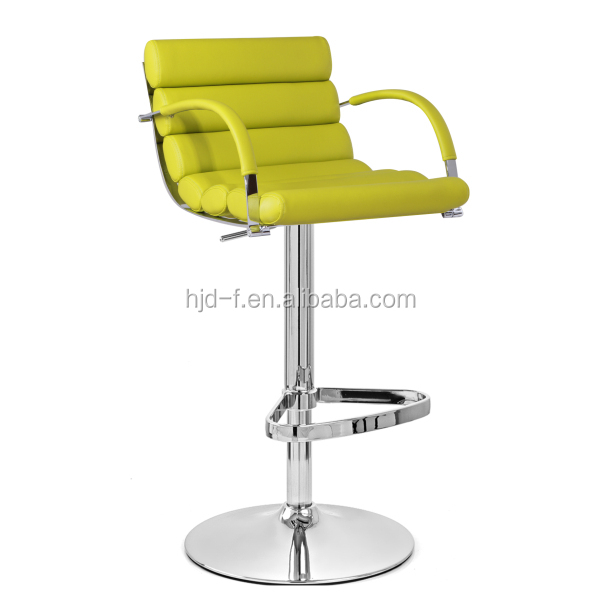 2015 hot vente tabouret de bar faire en chine vert - Chaise de bar avec accoudoir ...