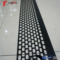 china factory best selling good toughness drain gutter cover