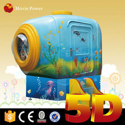 Very quite and stable beautiful design mini 6d mobile kino