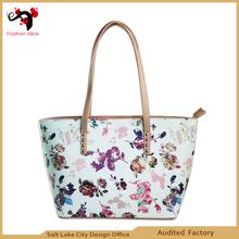 Leather small gift bags handbag China designer hand bag