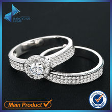 Brass couple set wedding ring for men