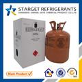 99.5% 13.6 kg puro R600A refrigerante gás fábrica de gás R600A refrigerante puro
