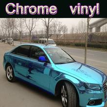 1.52*30M car 3m chrome vinyl Wrap, chrome Wrap