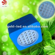 2012 New inspiration led growing light with low noise