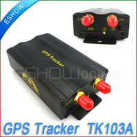 GPS car tracker with external antenna ,car gps tracking device TK103A