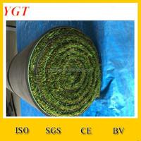 YGT golf putting green deck rubber mat thick foam play mat