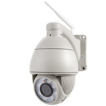 Cheap Outdoor H.264 2Megapixel Full HD 1080P CMOS IP Network PTZ Dome Surveillance Security Camera, 20x optical zoom
