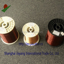Class 155 Round Modified Polyester Enamelled Aluminum Wire Reliable Quality