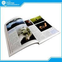 Shanghai well designed high quality soft cover book