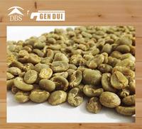 High quality Raw coffee beans