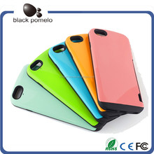 Pure Color Business Card Case,For Iphone 6 Case
