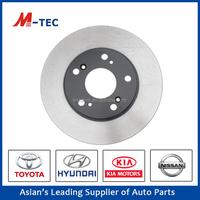 Auto spare part auto brake discs car accessories brake rotor 42431-06140