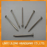 polished or galvanized common iron nails with factory price