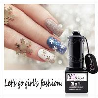 Y-Shine OEM UV / LED Gel Nail Polish Soak Off Gel Polish High-Shining Nail Sticker For Nail Salon Nail Kits