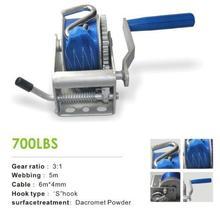 Hand operation type 700lbs Hand winch