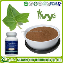 Hot Sale GMP Certificate Factory 100% Pure Natural Hedera helix L extract powder