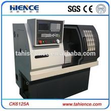 ck6125a torno pequeño para el metal de precisión torno cnc de piezas de la máquina