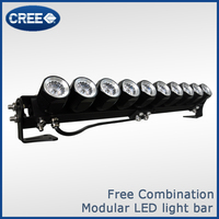 New Design LED Car Roof Top Light Bar Made In China LED Light Bars