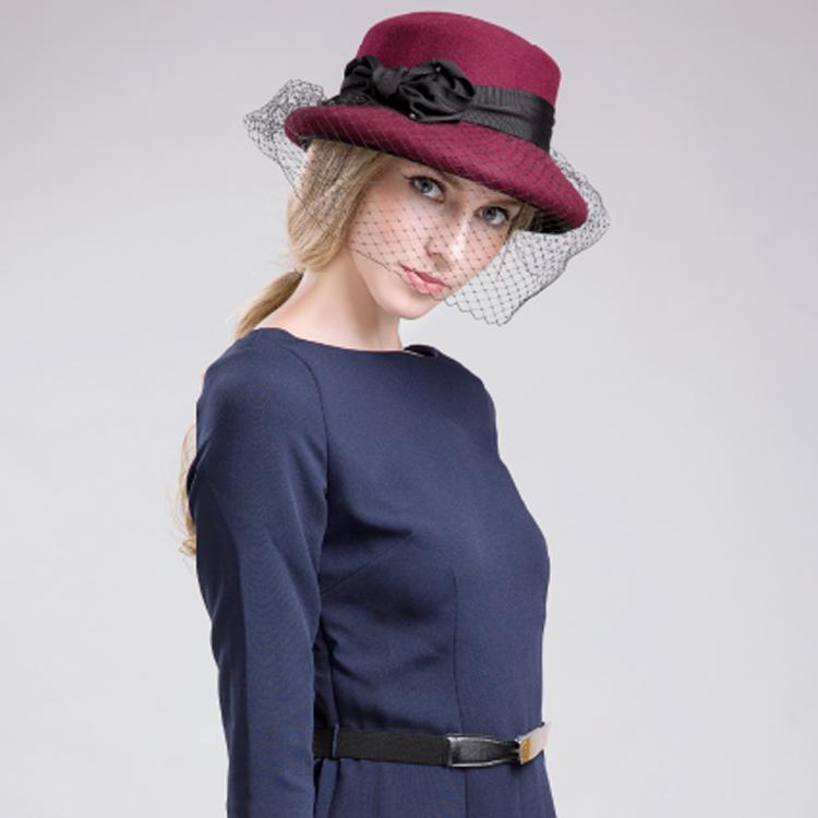 australia wool cheap winter hats wool felt hat with