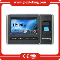 2014 New touch screen biometric fingerprint access control device with free software management