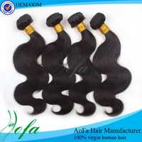 Most welcomed 100% unprocessed virgin brazilian amazing brand hair