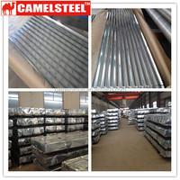high rib corrugated roofing sheet