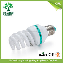 hot trending products 18W 2700-6500k 9mm e27 3000h life time cfl making machine