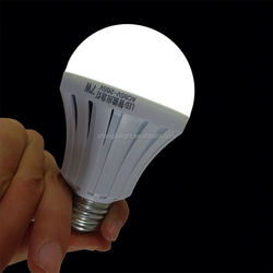 2015 New China Factory Price Rechargeable emergency led bulb light with built-in battery, energy bulb, energy efficient bulb