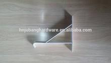 de metal de encargo soportes de repisa