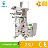 Small vertical automatic jelly bean candy packaging machine DS-320A