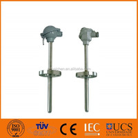 Water proof head rtd pt100 with flange