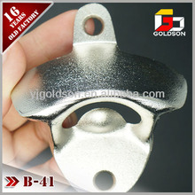 die casting wall mounted beer bottle openers