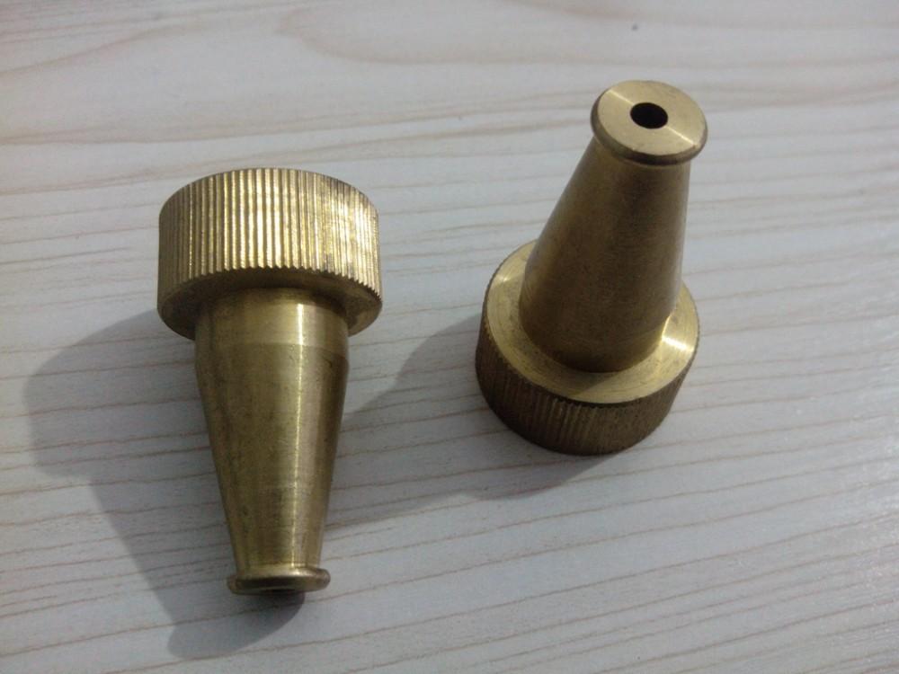 Brass garden hose nozzle buy flexible