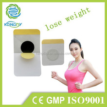 2015 NEW products korea healthy detox slimming patch