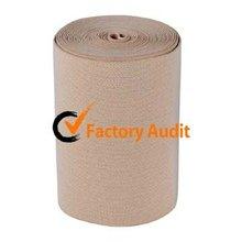 tejido de punto elástico de la cinta