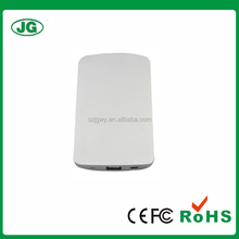 Polymer Battery 4000mAh Smart Power Bank,Portable power bank