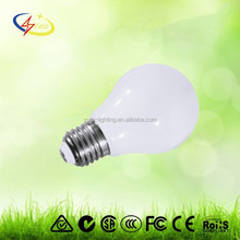 High quality 5w remote control color led light bulb with best price