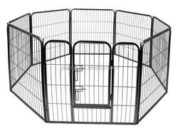 Stackable dog kennel/pet fence enclosure/custom playpen folding