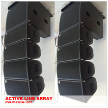 active line array sound system active pa speaker active speakers