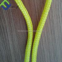 16 strands hollow braided water ski Polyethylene rope