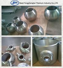 Titanium ball valve