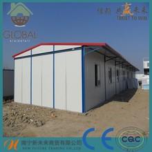 Modular Steel House For Restaurant, prefab shelter