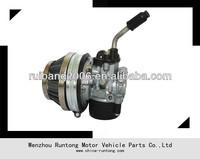Small engine carburetor F37 dirt bike carb with air cleaner for sha1515 carburetors
