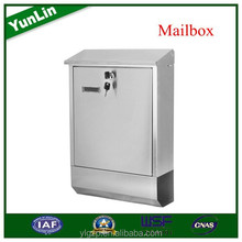 Australia Letter Container stainless steel box with kitchen household items
