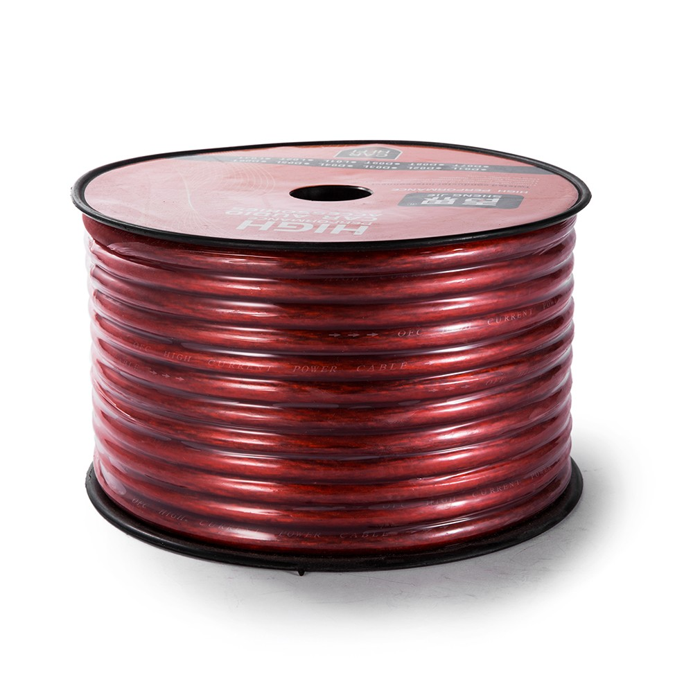 6mm Core Copper Clad Aluminum Wire Musical Car Horn Cable Buy To Wiring Power Speaker